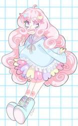 agnes by pastel-itami