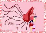 alien 9 - Yuri by GoddessKairi