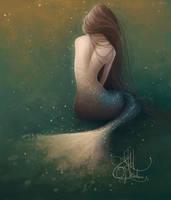 Mermaid 1 by nek143