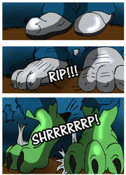 Commision Dragons Moon page 5 by Rex-equinox