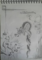 Diploma decorations sketches by ShioBRain