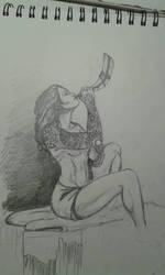 Sketch by ShioBRain