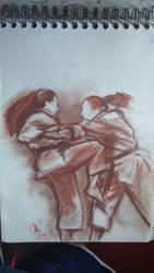 kumite by ShioBRain