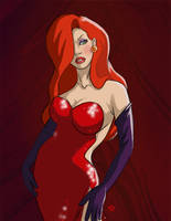 Jessica Rabbit by Ederoi