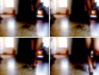 Legs Approaching by hydie-darling