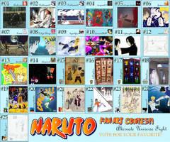 Naruto Fan Art Contest 3 by naruto