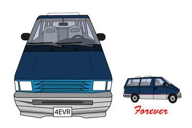 Forever by Evviecofox