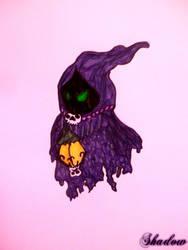 Purple Poe from legend of zelda by Lady-Shadow5903