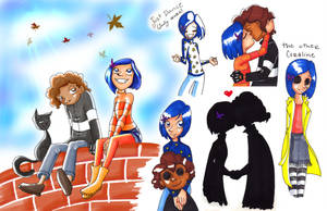 Coraline in colors by Aznara