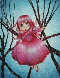 Pure snow, Pure heart by Aznara