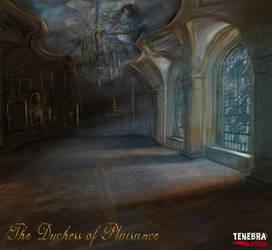 Duchess of Plaisance Ballroom Concept Art by IreneTheochari