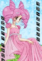 Chibi-Usa - Princess Chibi Moon by Air-Hammer