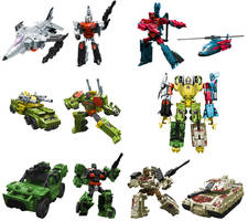 RiD Combaticons Digibash by Air-Hammer