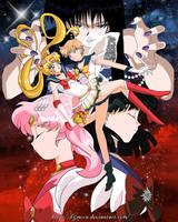Sailor Moon S by Kymoon