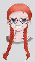 Katty - My twin sister by Kymoon