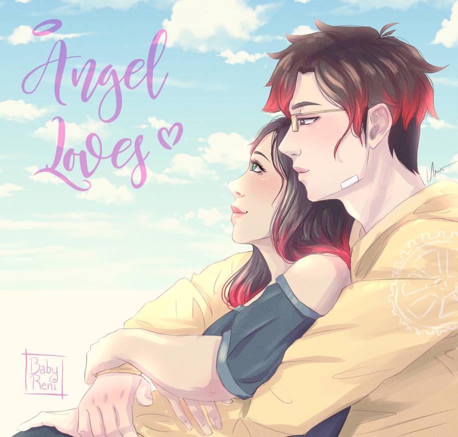 AT: Angel Loves by BabyReni