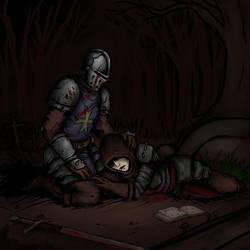 Darkest Dungeon - beginning of the end by Nerva1