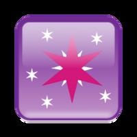 Twilight Sparkle icon by SpyrotheBadassDragon