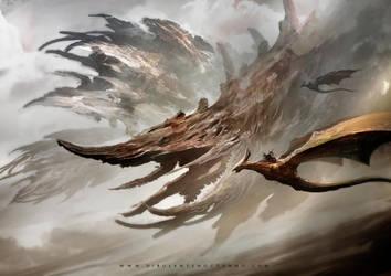 Sandworm by Dibujante-nocturno