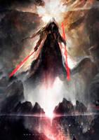 Sith master by Dibujante-nocturno