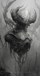 Dark / Demon / Concept by Dibujante-nocturno