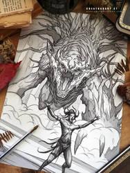 CREATUANARY FINISHEDD!! :D by Dibujante-nocturno