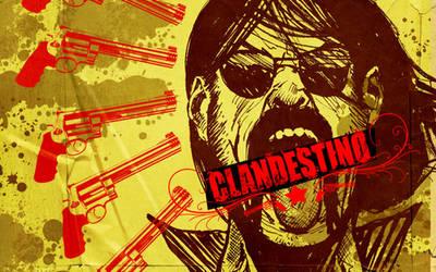 CLANDESTINO by annb