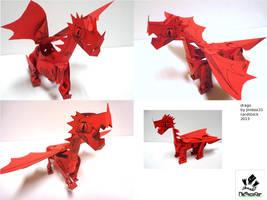 Netroid #4 Drago by jimbox31
