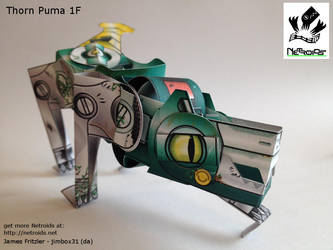 Thorn Puma 1F - Pounce by jimbox31