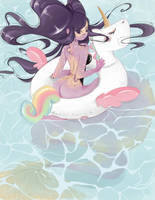 Not a Mermaid by Avvangarda
