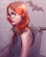 once called 'BATGIRL' 2 by 89g