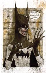 batman by berkozturk