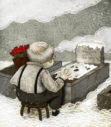 valentine's day by berkozturk