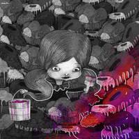 purple perception by berkozturk