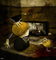 Resident evil memories by berkozturk