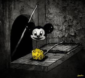 mousetrap by berkozturk