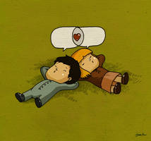 mutual love by berkozturk