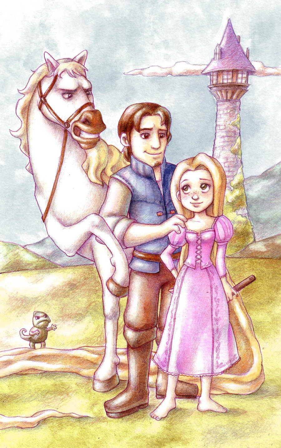 Tangled by Gigei