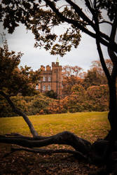 Vanbrugh Castle by MrCri96