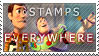 Toy Story Stamp: Everywhere by XxoOjunefoxOoxX