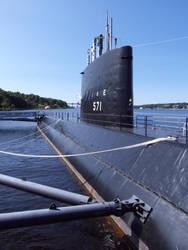 USS Nautilus by ARC-1138