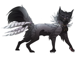 Commission | Character Custom for CaptainAdoptable by RagingConflagration