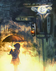 Rainy Day by hungerartist