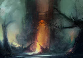 The River Styx by hungerartist