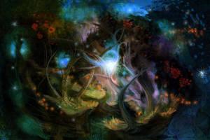Secret Garden by hungerartist