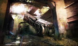 Trainwreck 2 by hungerartist