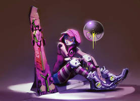 Hoverboard by hungerartist