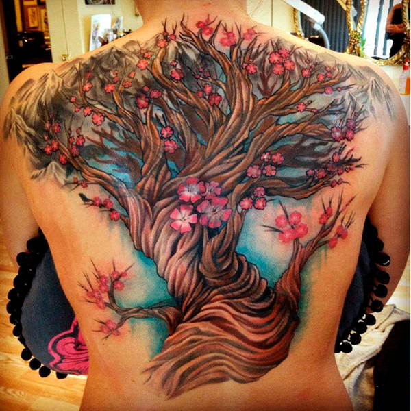 Tree Cover Up by Uken