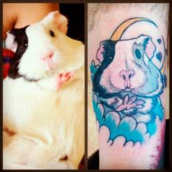 Guinea Pig Tribute by Uken