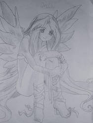 Little Angel :3 by Orelh